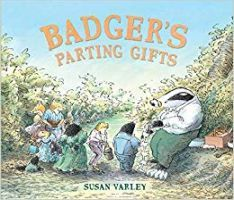 Book jacket of Badger's Parting Gifts