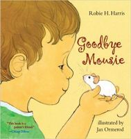 Book cover of Goodbye Mousie