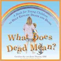 Book jacket: What Does Death mean?