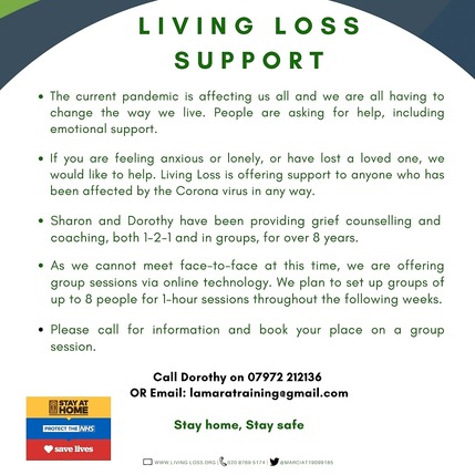 Living Loss Support