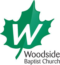 Woodside Baptist Church logo